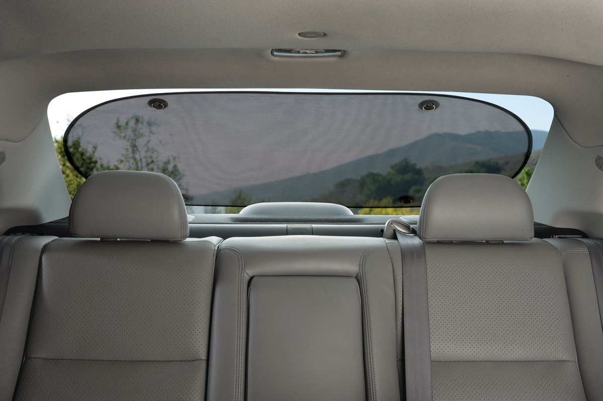 Xtremeauto® 100cm x 50cm, FOLDABLE Car REAR Window Sun Blind Shield/Shade. UV Protection for Children, Baby, Pets. XtremeAuto®