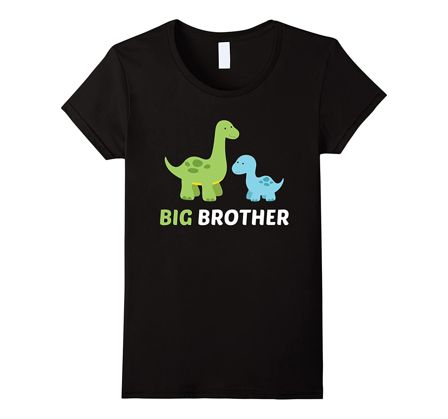 Big Brother  Cute And Sweet Sibling Family Dino T-Shirt