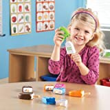 Learning Resources Smart Snacks Number Pops, Set of 10