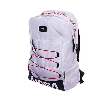 um 50 Prozent reduziert erstaunliche Qualität Leistungssportbekleidung Vans x Nasa - Snag Plus Backpack Space White: Amazon.co.uk ...