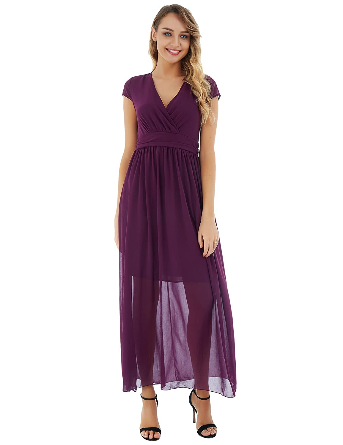 8026b465821 Top 10 wholesale Chiffon Ankle Length Dress - Chinabrands.com