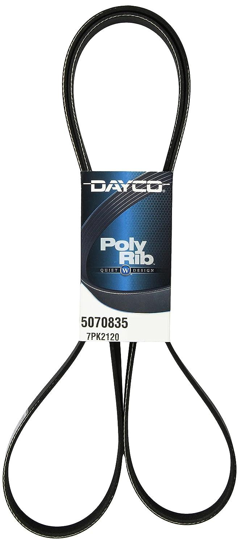 Dayco 5070835 Serpentine Belt