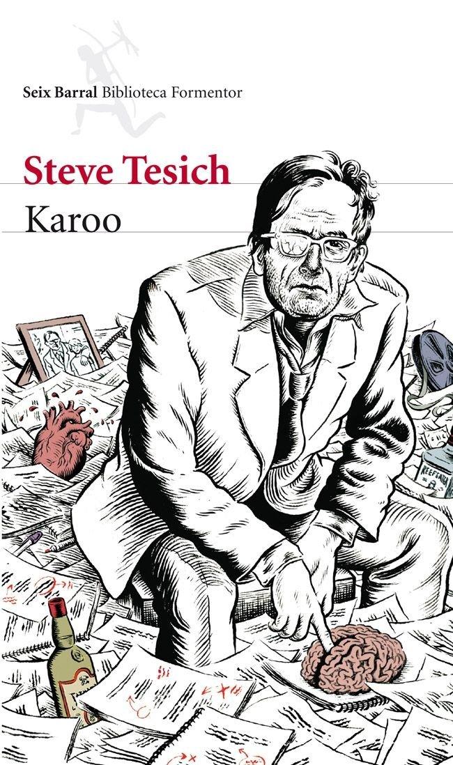 Resultado de imagen de karoo novela amazon