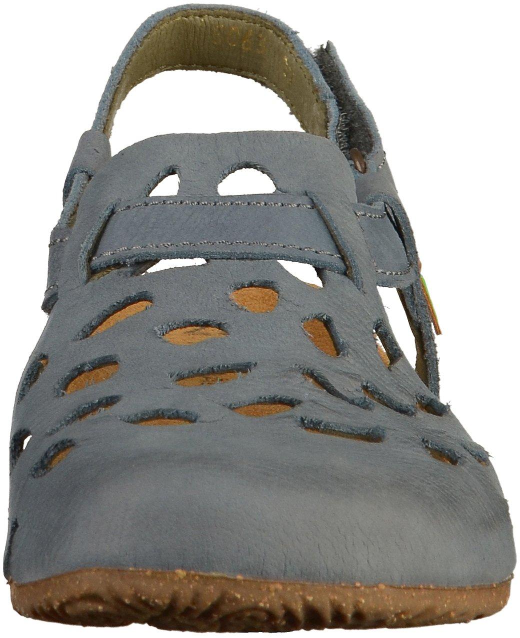 El Damen Naturalista Damen El N5063 Geschlossene Sandalen Blau a41509