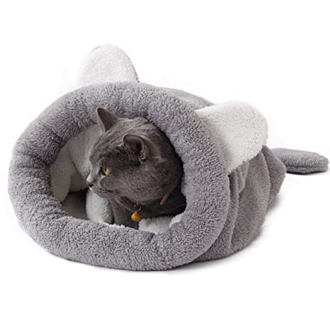 mausekatz de repetición Cuna, gato cueva y gato cama en forma de la chaise Longe