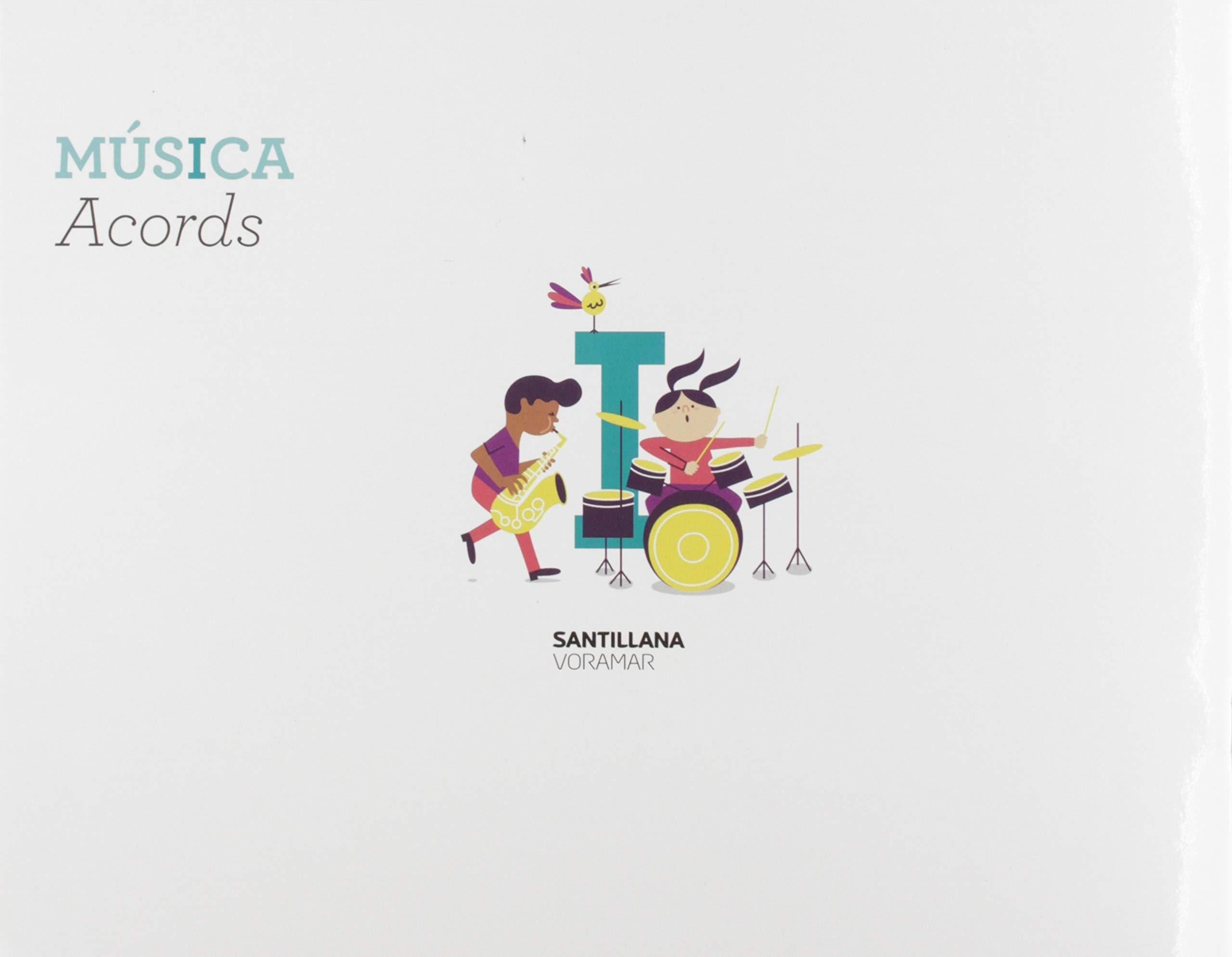 QUADERN MUSICA ACORDS 4 PRIMARIA: Amazon.es: Vv.Aa.: Libros