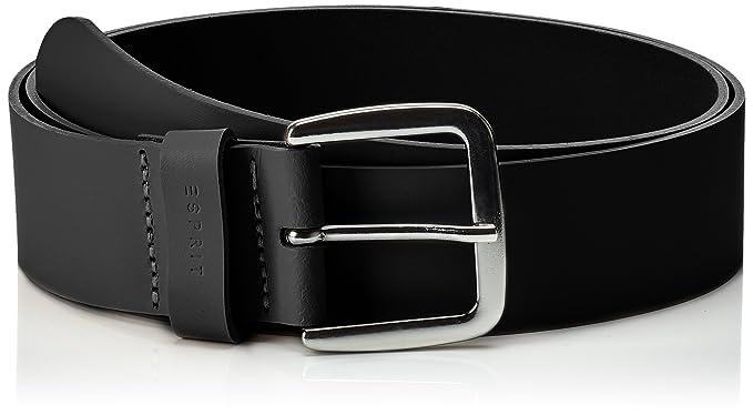 ESPRIT Accessoires Damen Gürtel 127EA1S001, Schwarz (Black 001), 80 072276a119