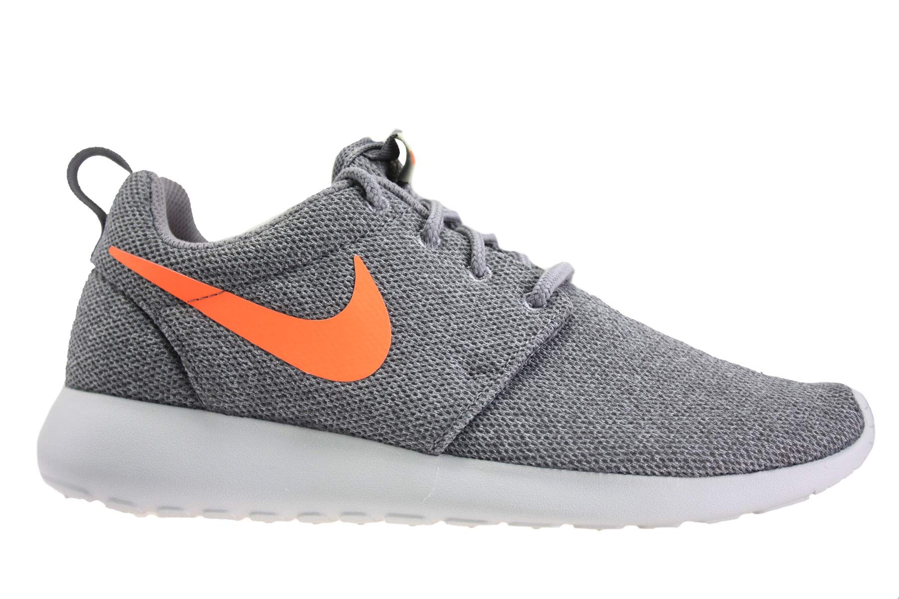 promo code d9788 25bfd Galleon - NIKE Womens Roshe One Running Shoes Atmosphere Grey Orange Plus  844994-010 Size 6