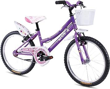 Magnum - Bicicleta de montaña, de 20 pulgadas, para niña, GLICINE ...
