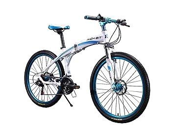 Rico Bit® Nuevo actualizado rt-601 para hombre para bicicleta de montaña Hardtail marco