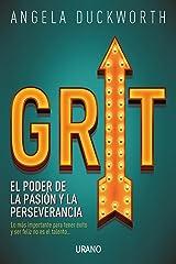 Grit: El poder de la pasión y la perseverancia (Crecimiento personal) (Spanish Edition) Kindle Edition