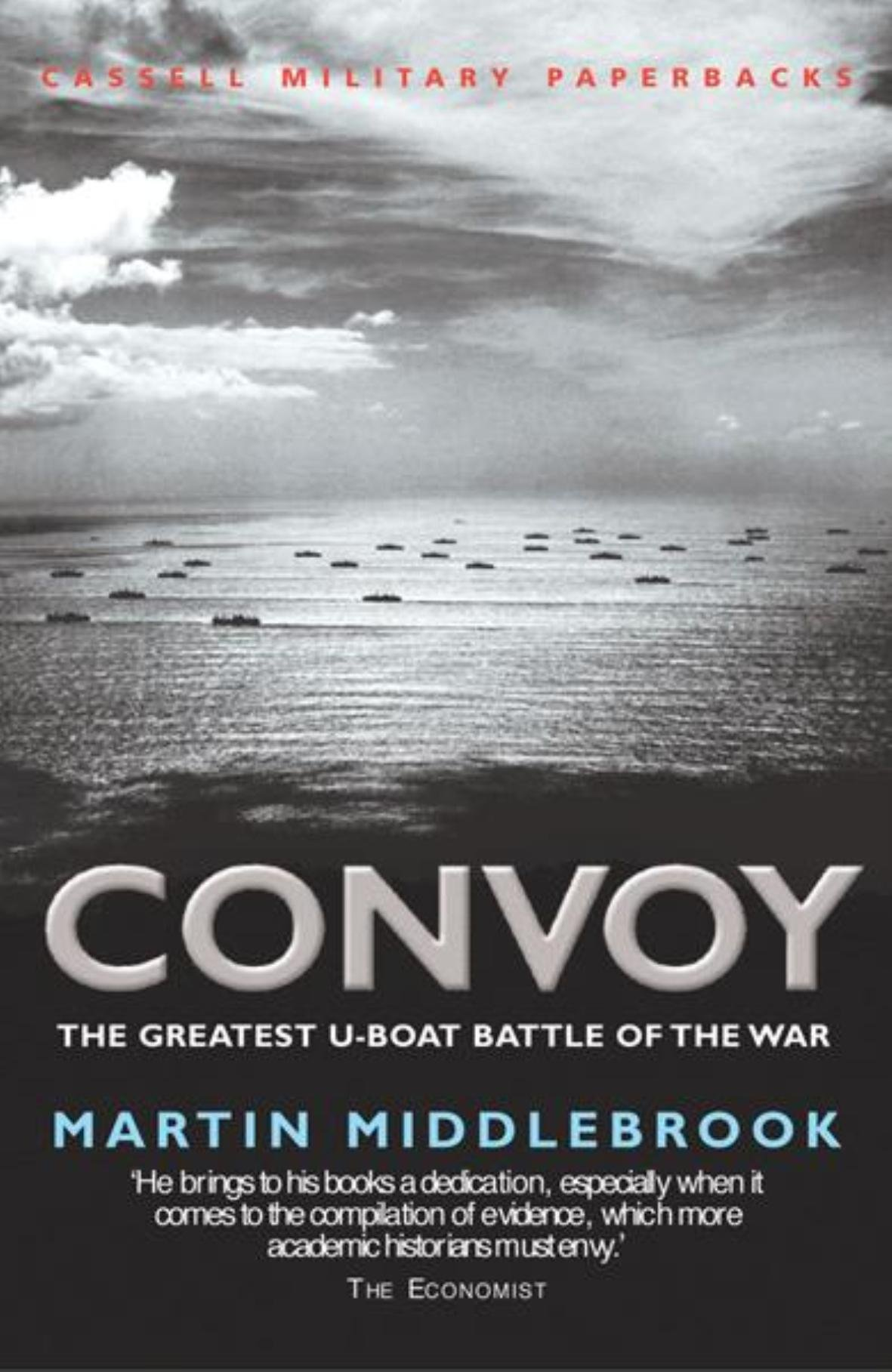 Convoy: The Greatest U-Boat Battle of the War (Cassell Military Paperbacks) pdf epub