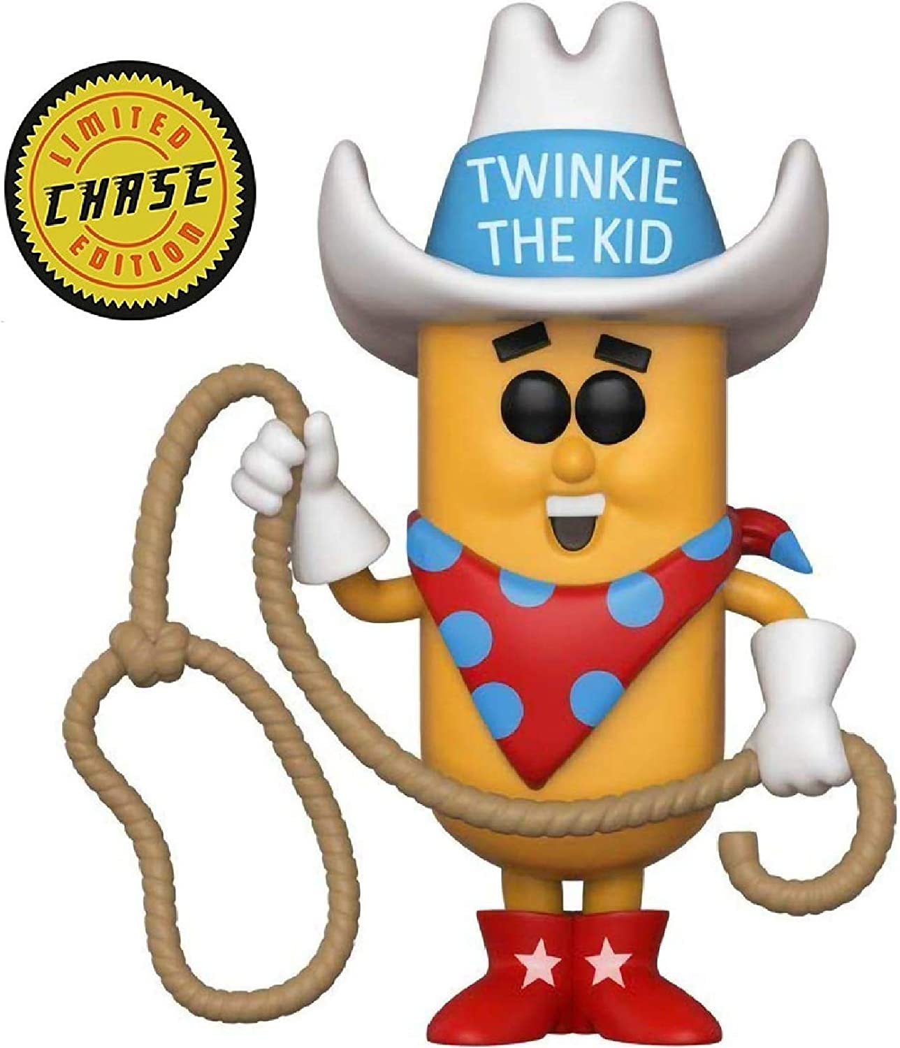 Funko Pop! Ad Icons: Hostess - Twinkie The Kid Limited Edition Chase Vinyl Figure (Includes Pop Box Protector Case)