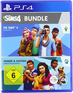 Die Sims 4 - Deluxe Party Edition - PlayStation 4 [Importación ...