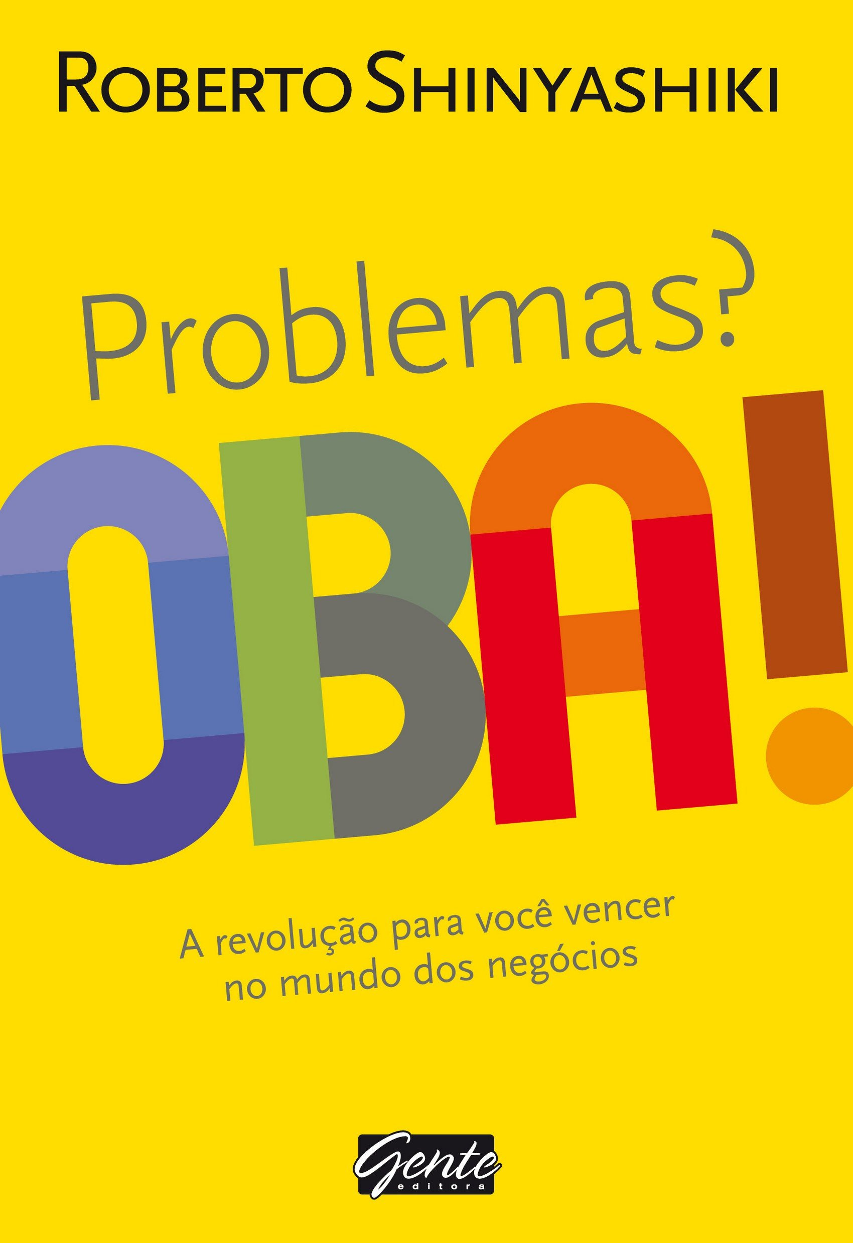Problemas? Oba! | Amazon.com.br