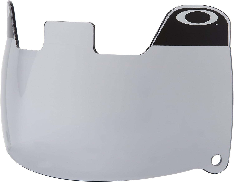 Oakley Football Shield, 20% Grey, One Size : Oakley Visor : Sports & Outdoors