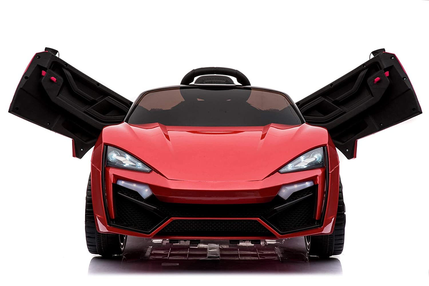 Toy House Fast n Furious Lykan Hypersport Car Rechargeable