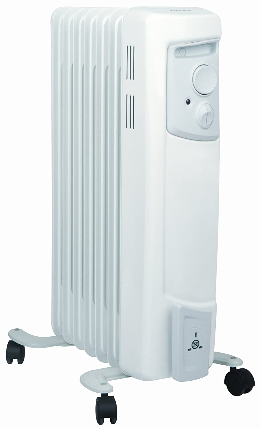 Dimplex 1.5 KW Electric Oil Filled Column Radiator [Energy Class A] Glen/dimplex OFC1500 Heating Solutions Portable Heaters