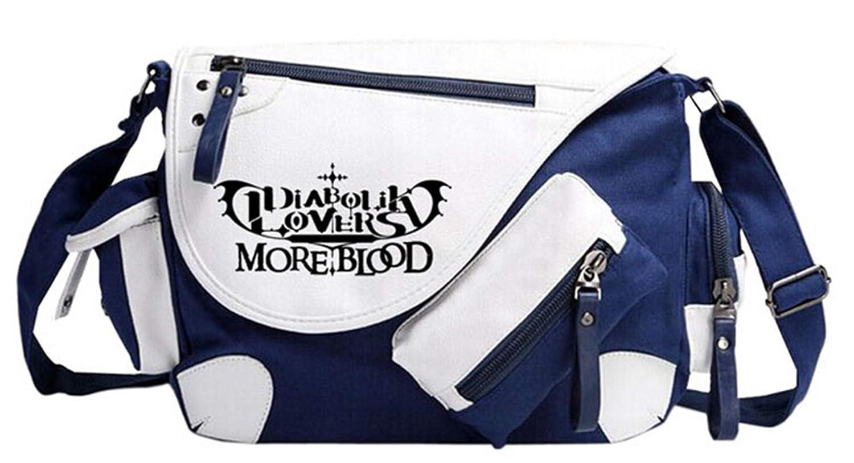 on ICE Cosplay Satchel Handbag Crossbody Bag Messenger Bag Shoulder Bag YOYOSHome Anime YURI!!