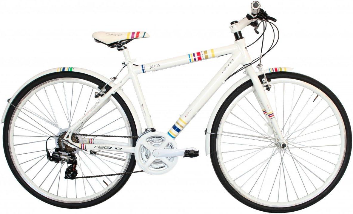 Regina Piuma híbrido para bicicleta 853.44 cm pulgadas 700C ...