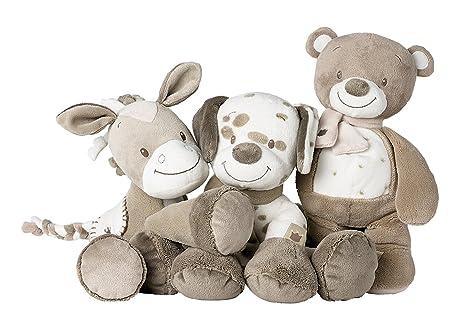 Nattou NA777049 - Set de regalos para recién nacidos