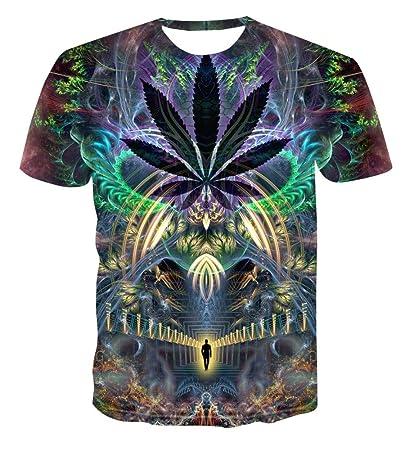 XIAOBAOZITXU T-Shirt Camisetas Hombres y Mujeres Moda Sudaderas de Gran tamaño Ropa de los