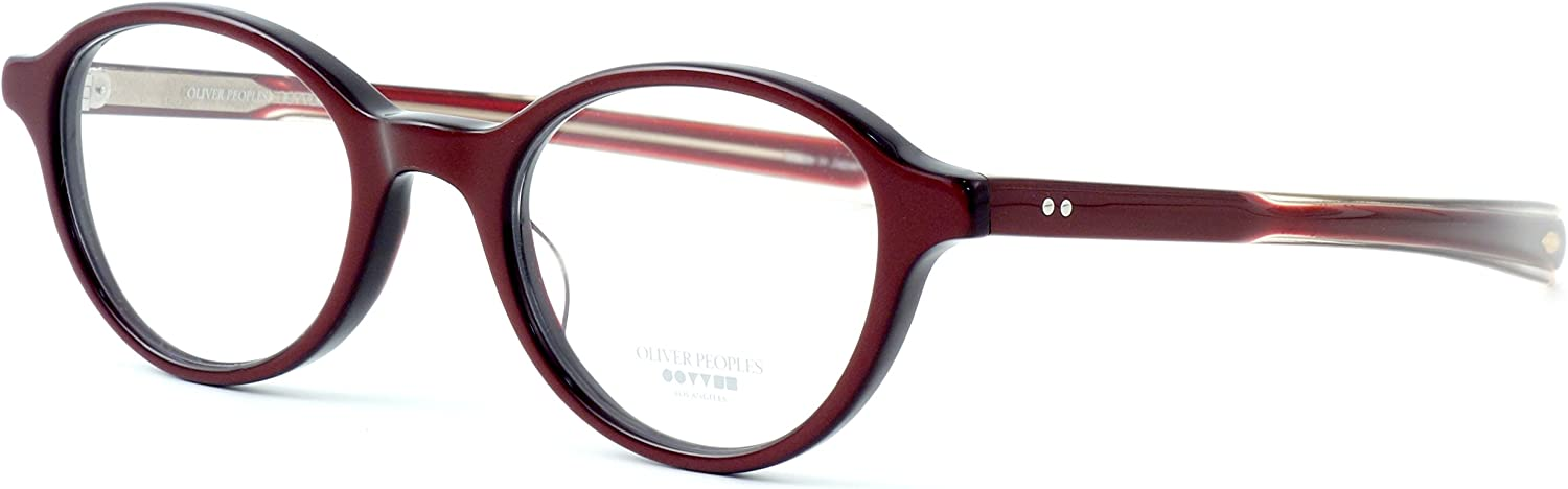 Oliver Peoples Optical Eyeglasses Rowan DM//108 in Tortoise ; DEMO LENS