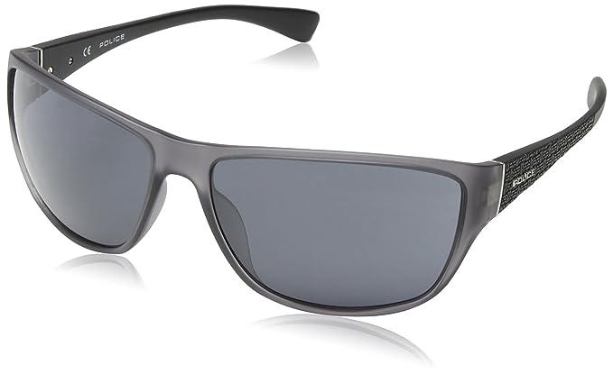 f11e4e9ac16 Police Sunglasses Men s SPL144 Brazen 2 Sport Sunglasses 63mm