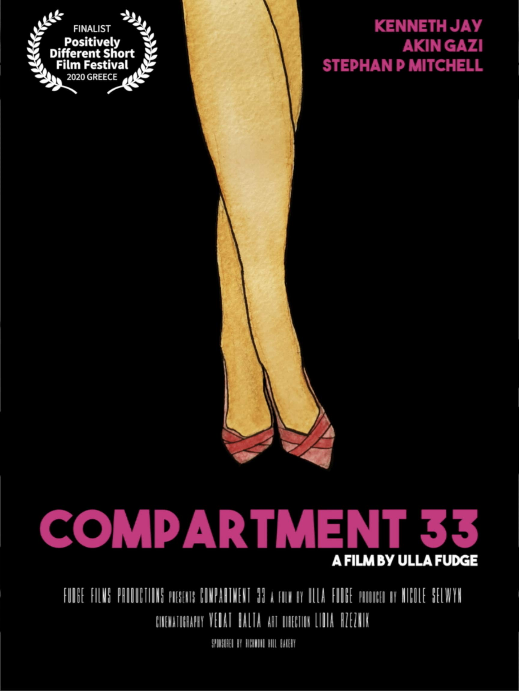 Compartment 33 on Amazon Prime Video UK