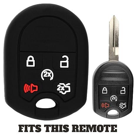 2 Car Key Fob Keyless Remote 3Btn For 2011 2012 2013 2014 2015 2016 Ford F-450