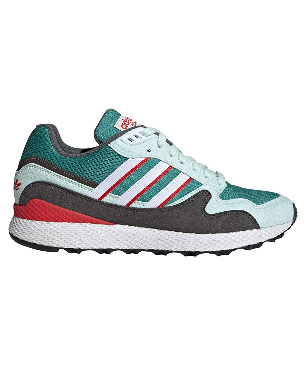 Acquista online adidas Originals Ultra Tech, True Green-Footwear White-Lush Red, 7 miglior prezzo offerta