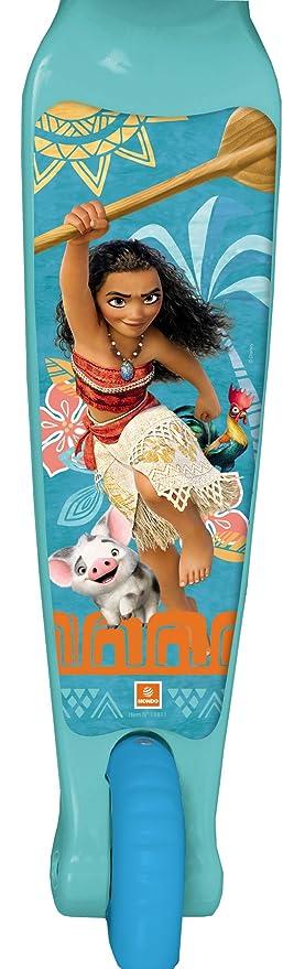 Patinete Vaiana Moana Disney Twist Roll 3 Ruedas: Amazon.es ...