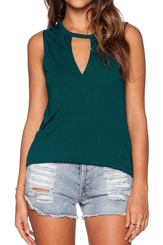 5facf7e8511ec Top 10 wholesale Keyhole Top Shirt - Chinabrands.com