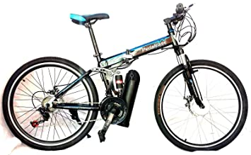 Bici plegable eléctrica Pedalease Fusion 36 V 250 W