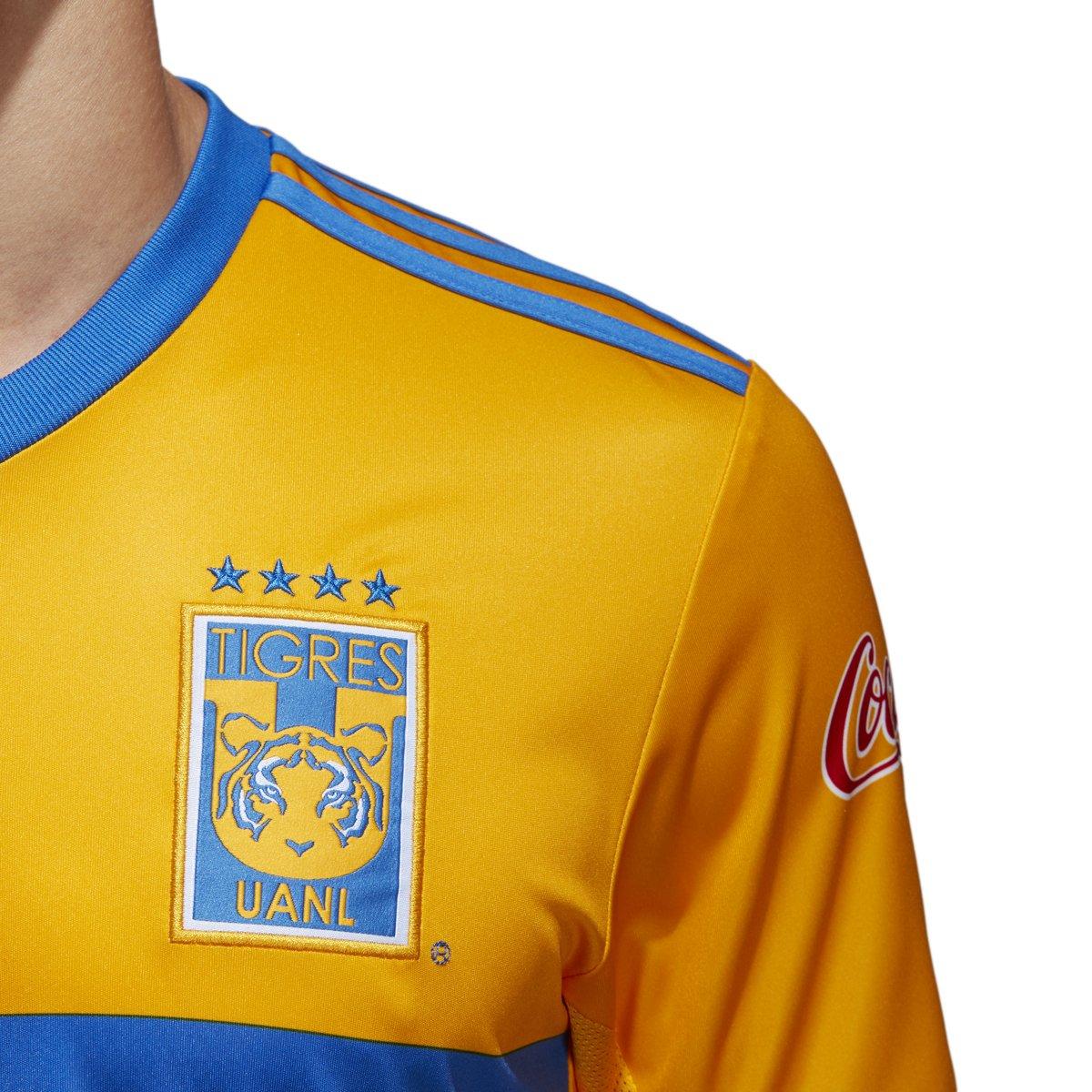 688f20d664d Amazon.com  adidas Men s Soccer Tigres UANL Home Jersey  Clothing