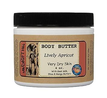 Amazon.com: Windrift Hill mantequilla corporal para piel muy ...