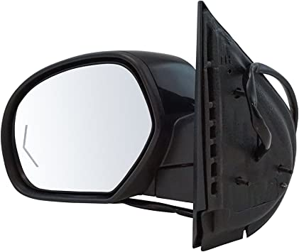 Power Folding Heated Signal Side View Mirror Driver Left LH for 03-06 CL S Class