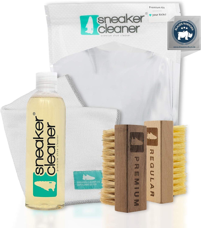 sneaker cleaner premium shoe cleaner - Kit de cuidado de zapatos Unisex adulto Transparente transparente Komplettset