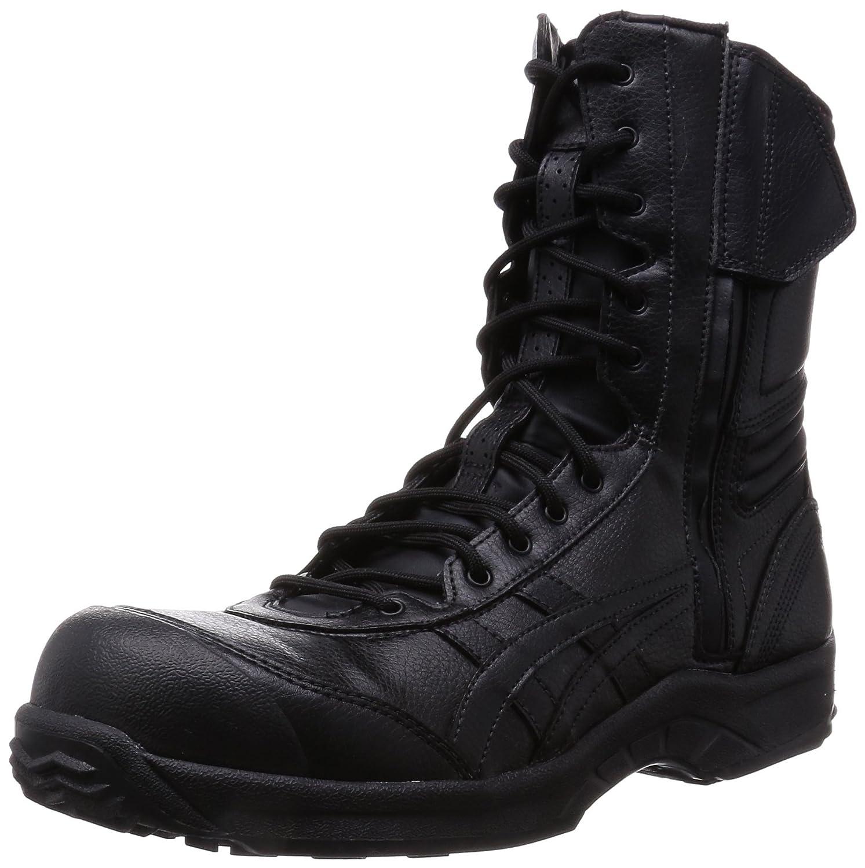 [アシックスワーキング] asics working 安全靴 作業靴 ウィンジョブE500 樹脂製先芯 B00A1EMB70 25.0 cm|ブラック/ブラック ブラック/ブラック 25.0 cm