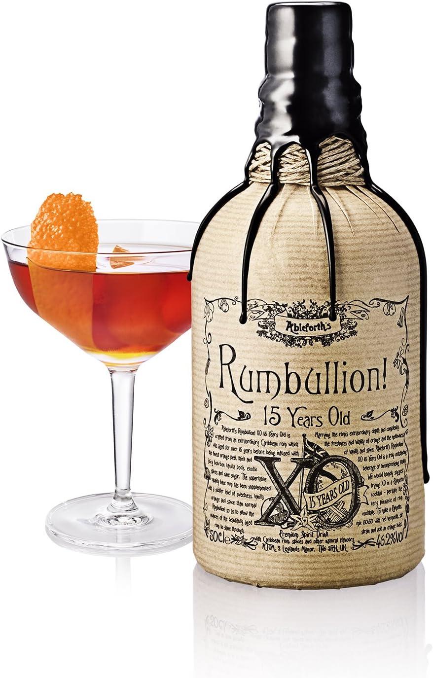 Ableforths Rumbullion! XO 15 Years Old Premium Spirit Drink ...