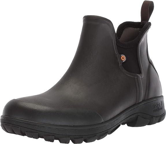 Bogs Sauvie Slip-on Chukka Rain Boot