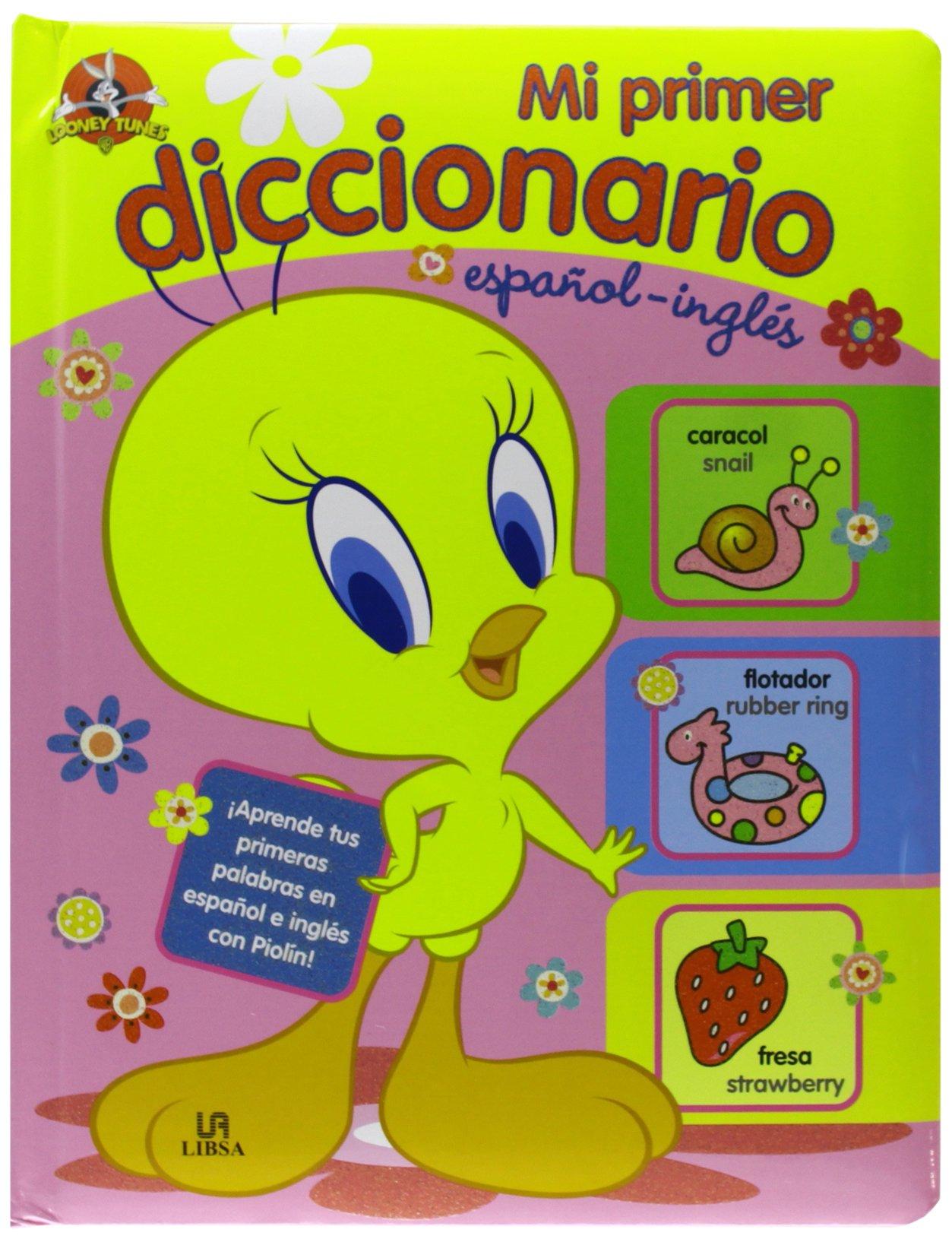 Mi Primer Diccionario Español-Inglés (Spanish) Hardcover – 2013