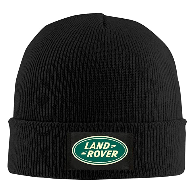 212e237f73e Amazon.com  OYOLOY Land Rover Logo Knit Cap Woolen Hat For Unisex ...