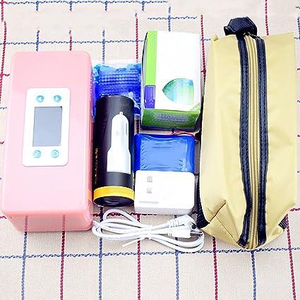 YLLXX Caja De Insulina Mini Refrigerada Termostato Dispositivo De Medicina Refrigeración Inteligente Aislamiento Carga Médica Refrigerador