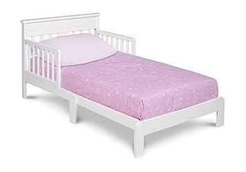 Delta Children Scottsdale Toddler Bed White
