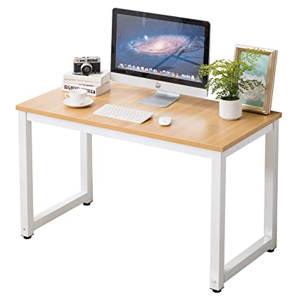 Superieur HONBAY Modern Multipurpose Desk Computer Desk Home Office Desk PC Laptop  Table Dining Table
