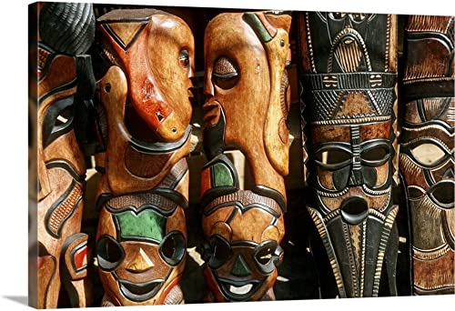 African Wooden-Craft carving