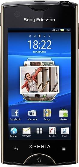 Sony Xperia Ray - Smartphone libre Android (pantalla táctil de 3,3 ...