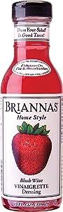 Brianna's, Blush Wine Vinaigrette, 12 oz