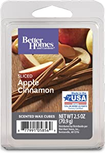 Better Homes and Gardens Sliced Apple Cinnamon Wax Cubes
